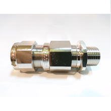 OSCG Cable gland Brass Nickel 1/2