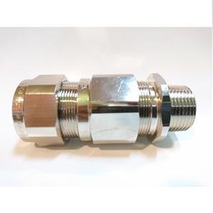 OSCG Cable gland Brass Nickel 3/4