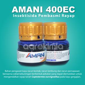 Amani 400Ec 100Ml