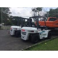 Heavy Duty Forklift Trucks