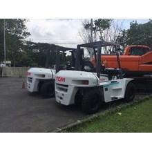 Forklift Diesel 7 ton TCM Heavy Duty Forklift Trucks