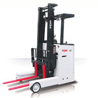 Jual Forklift Reach Truck Stand Up Model FRB-9