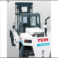 Heavy Duty Forklift Trucks 10-16 Ton