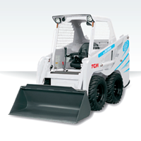Skid Steer Loader TCM