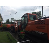 Excavator Doosan DX200A Cheap 5