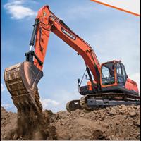 Jual Excavator Doosan DX225 LCA