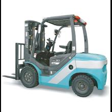 Forklift Diesel Murah Bergaransi