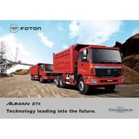 Dump Truck Foton