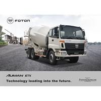 Truck Mixer Foton
