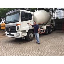 Foton Truck Mixer