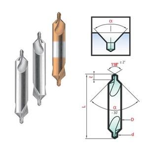 Center Drill Magafor 15