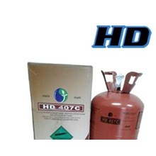 Refrigerant Gas HD R 407C