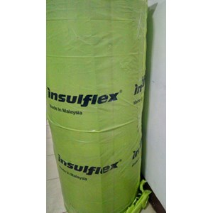 Insulation of the Ac Insulfex Roll Pipe