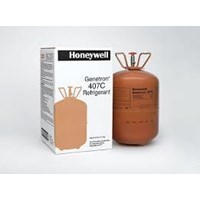 Freon AC Honeywell 407c