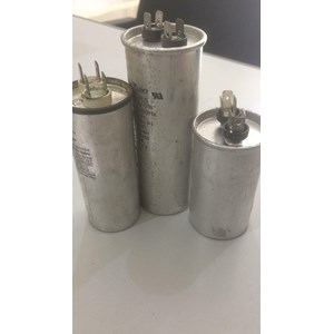 kapasitor 40 uf - 450V 4 Pin