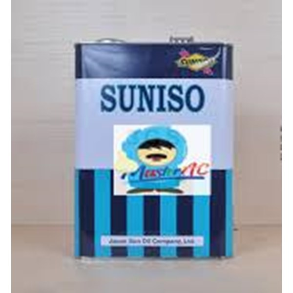 compressor oil suniso 5GS cans