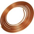 Pipa AC Tembaga NS inverter 4-5pk 3/8 + 3/4 15m 0.71mm 1