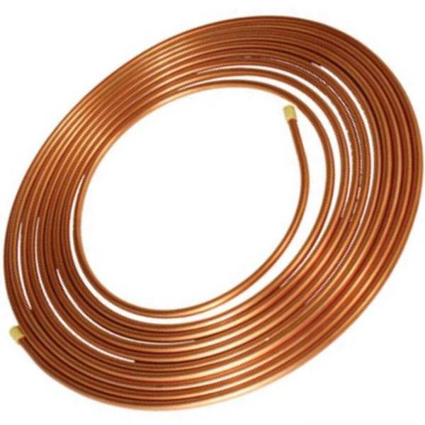 Pipa AC Tembaga NS inverter 4-5pk 3/8 + 3/4 15m 0.71mm