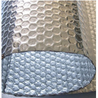 Bubble Wrap Sun Shield And Thermal Insulation 1