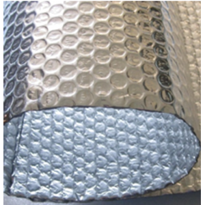 Bubble Wrap Sun Shield And Thermal Insulation