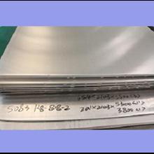 Aluminium Plat 5083