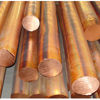 Besi Round Bar Copper 1