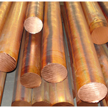 Iron Round Bar Copper