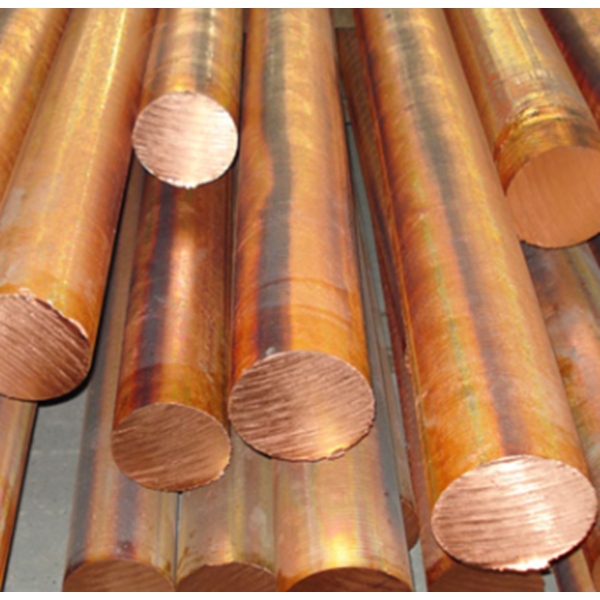 Besi Round Bar Copper