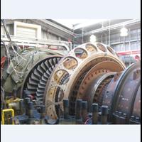 Scrap Gas Turbine Ex PLTGU 1