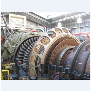 Scrap Gas Turbine Ex PLTGU
