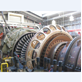 Scrap Gas Turbine Ex PLTGU