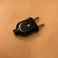 Steker jumbo premier hitam (DP134)