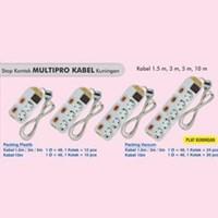 Stop kontak multi fungsi kabel 1
