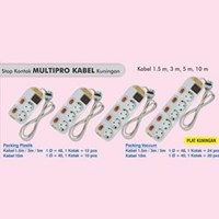 Stop kontak multi fungsi kabel lubang 4 1
