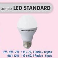 Lampu LED STANDARD murah 1