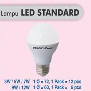 Lampu LED STANDARD murah