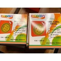 Distributor Roll Kabel Kotak Dexicon 7.5M Full Asli Kabel Tembaga 3