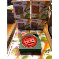 Roll Kabel Kotak Dexicon 7.5M Full Asli Kabel Tembaga Murah 5