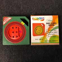 Roll Kabel Kotak Dexicon 7.5M Full Asli Kabel Tembaga