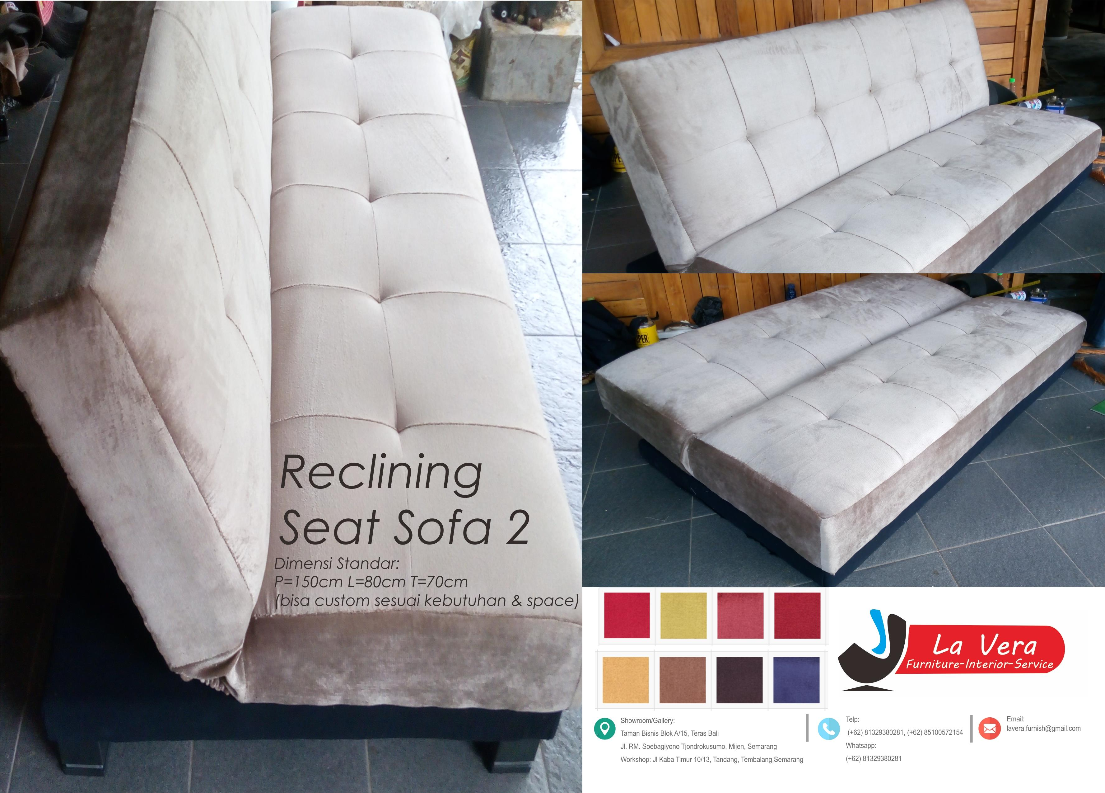 Sell sofa bed minimalis 2 from indonesia by cv laveracheap price