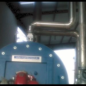Pemasangan Oil Boiler Dan Instalasi Pipa Oli By Mega Jaya Abadi