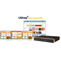 USHOP EMENU PLAYER