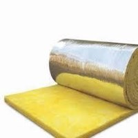 Glasswool With Alu