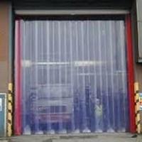 tirai plastik pabrik (081293419246)