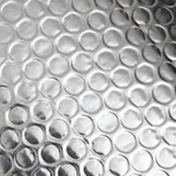 aluminium foil buble