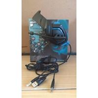 Aksesoris Komputer Lainnya Professional Headset Gaming Onikuma 1