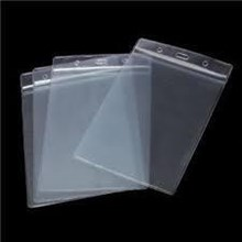 Plastik Kantong id card murah