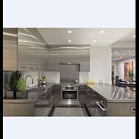 Jual Silver Kitchen Cabinets Stylist Design