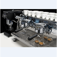 Jual Black Aegle Coffee Machine