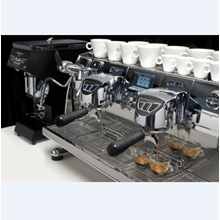 Black Aegle Coffee Machine